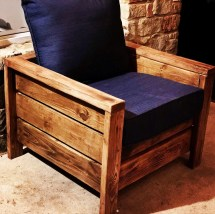 Modern Outdoor 2x Chairs Ana White