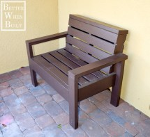 Ana White Pallet Bench - Diy Projects