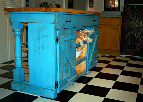 handmade kitchen islands homemade cabinets ana white farmhouse island bar plans diy projects