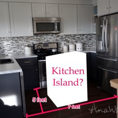 Small Kitchen Island Laminate Tile Flooring Ana White How To Prep Cart With Compost Diy Projects