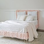 Easy Upholstered Bed Queen Full And Twin Sizes Ana White