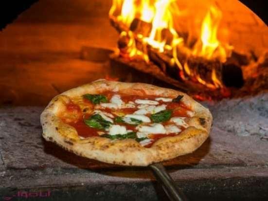 طريقة عمل عجينة البيتزا الايطالية الرقيقة [2]