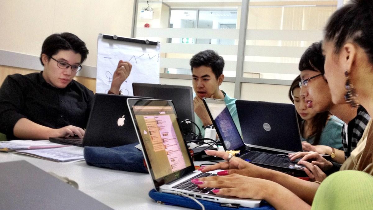 Social Media strategy and monitoring @ Chulalongkorn University, Thailand