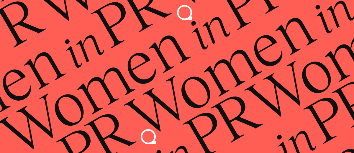 #WomeninPR podcast is out