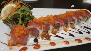 Tuna tuna Roll sushi Anaba Japanese2