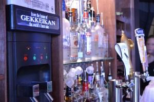 Sake Machine at Anaba Japanese Knoxville