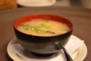 Miso Shiru Soup by Anaba Japanese