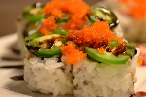 Sushi Roll 3 by Anaba Japanese