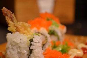 Shrimp Tempura Roll Sushi by Anaba Japanese