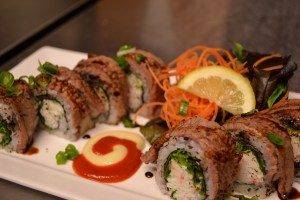 Kobe Roll Sushi by Anaba Japanes