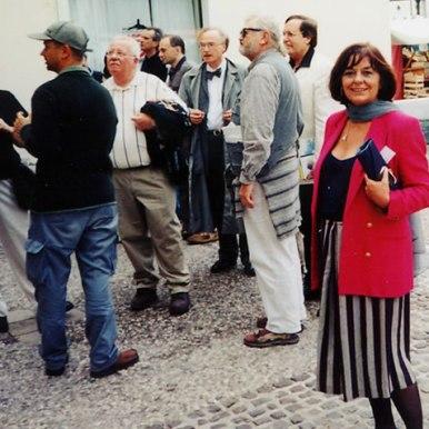 Lubljiana cu prilejul premiului Vilenica