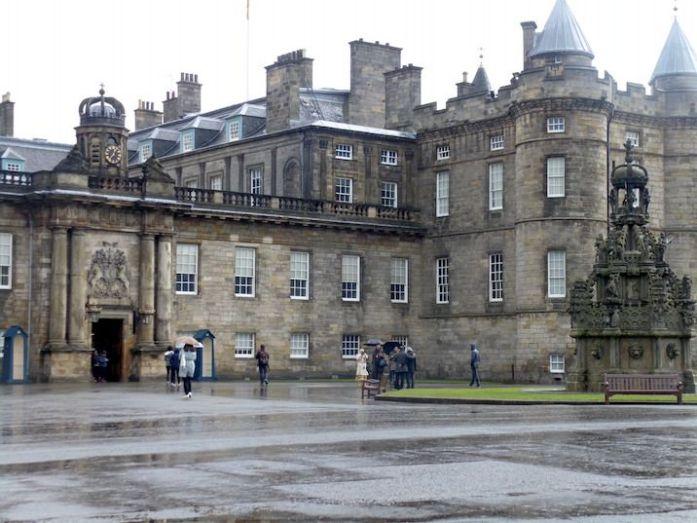 Palacio Edimburgo