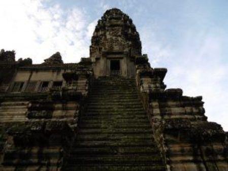Interior Angkor Wat