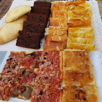 Desayuno Panadería Major