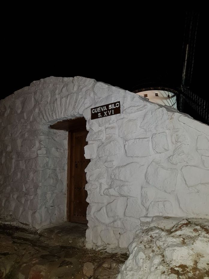 Cueva Silo