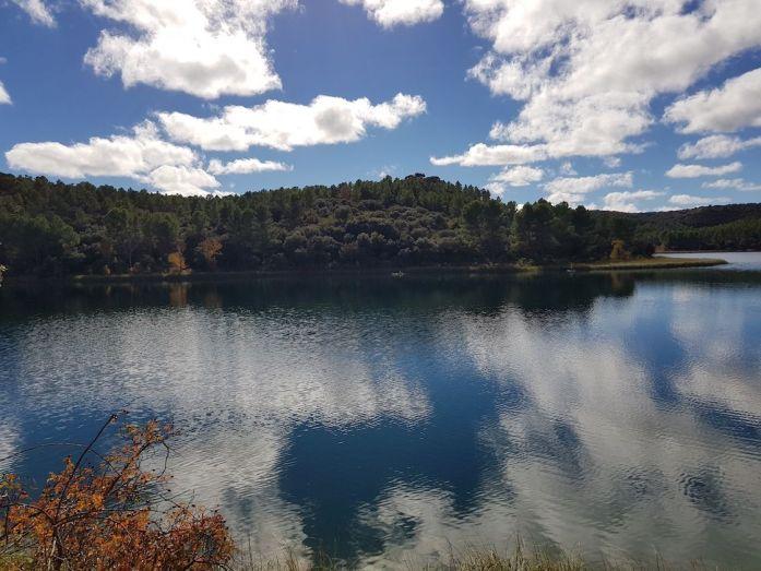 Reflejo lagunas