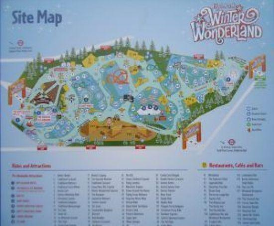 Plano Winter Wonderland