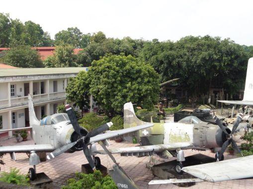 Aviones museo