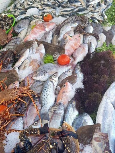 Pescado a elegir