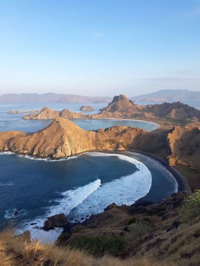 Cima Padar Island
