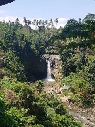 Teganungan Waterfall