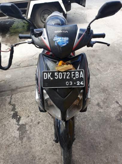 Moto de Kuta