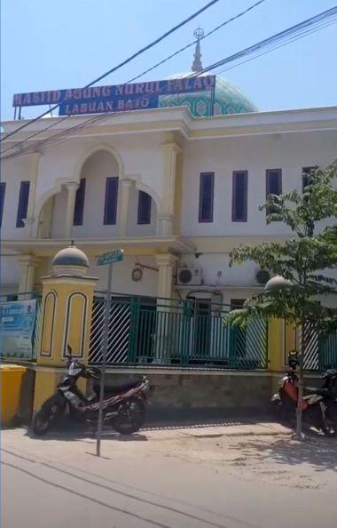 Mezquita Labuan Bajo