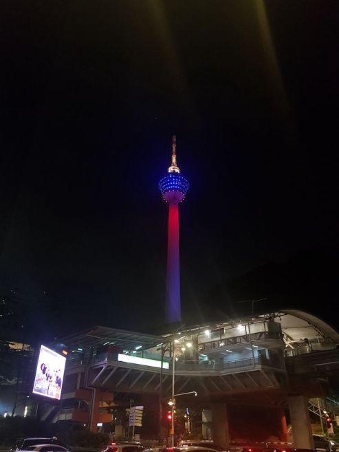 Kuala Lumpur. Torre KL