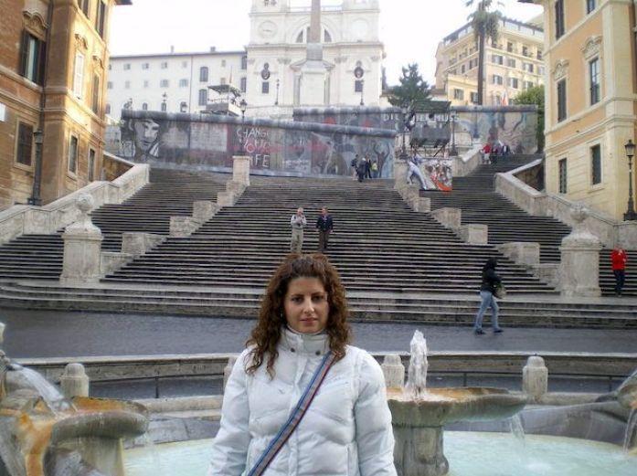 Roma. Plaza de España
