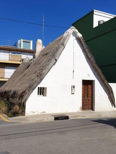 Antigua barraca