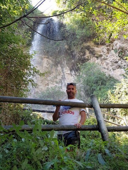 Cascada del tío Juan