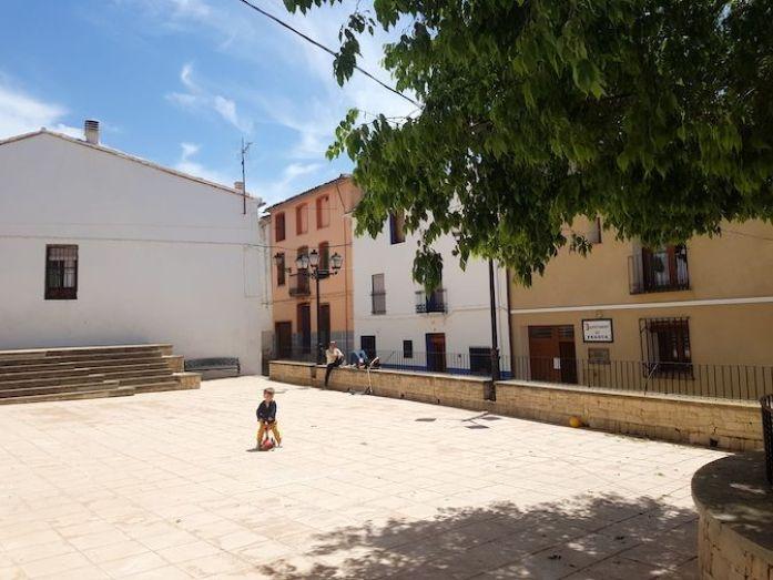 Plaza de Facheca