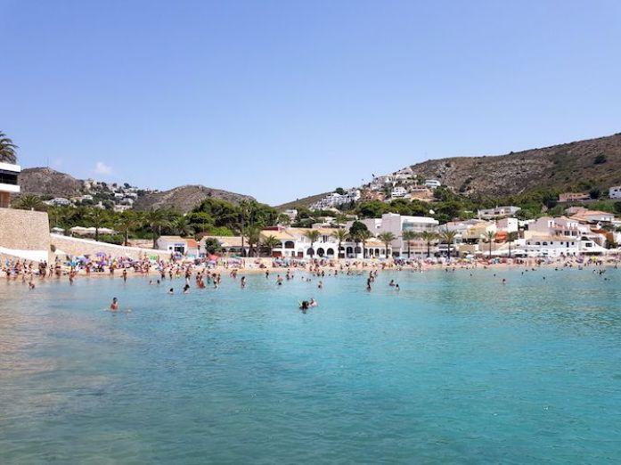 Playa El Portet