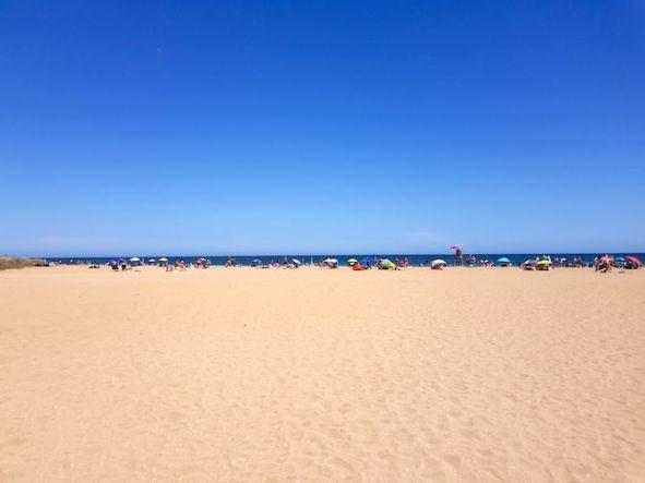 Playa Punta del Raset