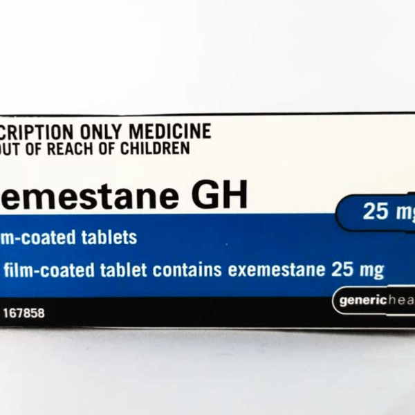 SHOP AROMASIN EXEMESTANE 25MG X 30 TABLETS PHARMACEUTICAL