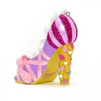Rapunzel Miniature Decorative Shoe