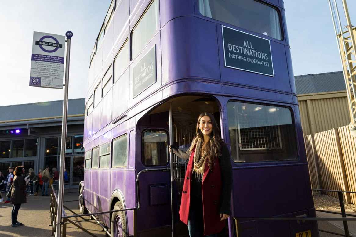 The Knight Bus, Harry Potter Studios