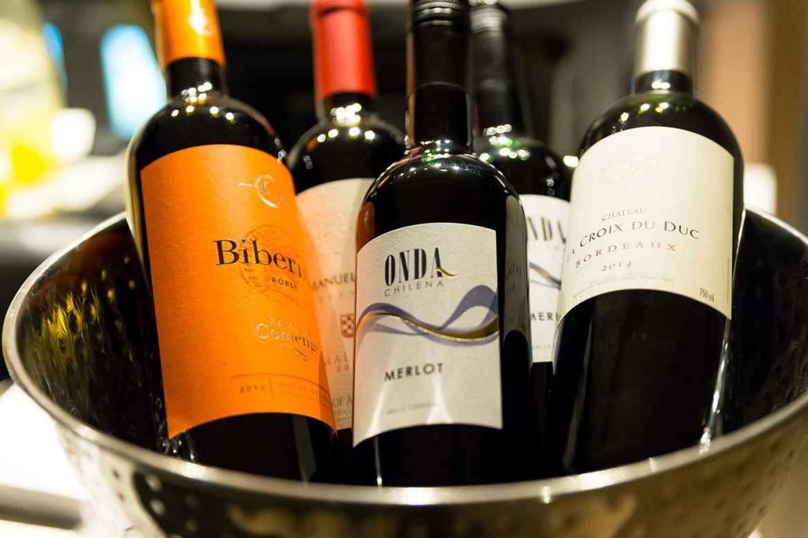 World class wines at Leman Locke