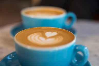 Coffee at Leman Locke