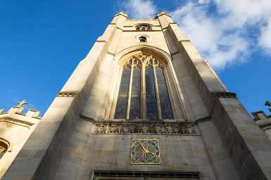 St Mary's Tower, Cambridge