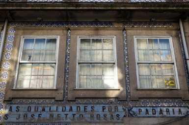 Old buildings in Porto