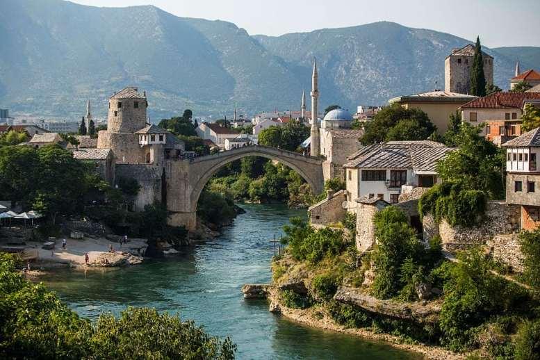 Travel Destination: Mostar