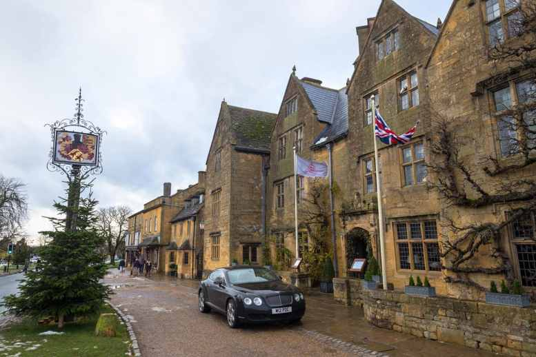 The Lygon Arms, the Cotswolds