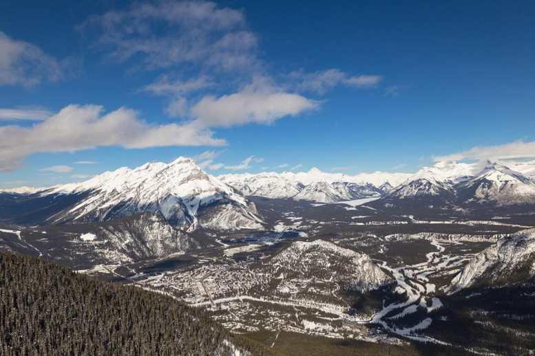 Banff Gondola 1