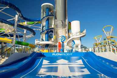 Activities on Independence of the Seas