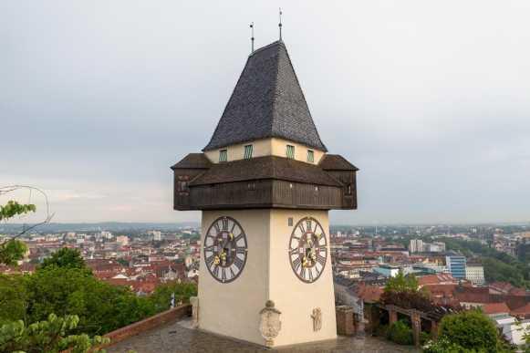 clock tower graz 6