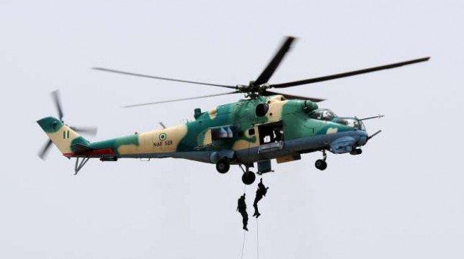 nigerian air force supplies for fulani herdsmen nigerian air air force headquarters ground training command