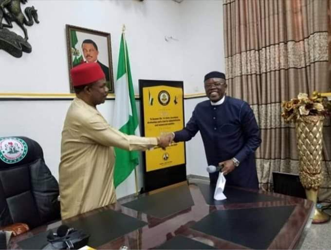 Image result for Dr Vincent Okpala, the Commissioner for Health in Anambra