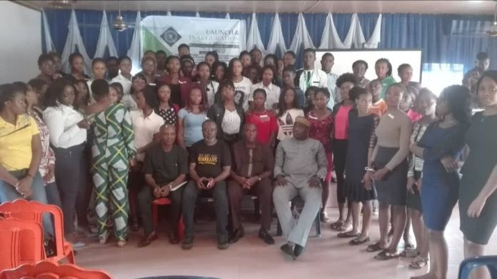 union of campus journalists union of campus inaugurated in awka md/ceo of anambra charged the participants