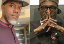Buhari Wants Nigerians To Be Uneducated -Reno Omokri buhari